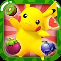 Pikachu trái cây mới nhất icon
