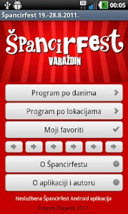 Spancirfest- screenshot thumbnail