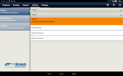 Ssfcu Login In >> Security Service myBranch App - Android Apps on Google Play