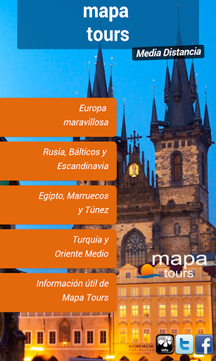 【免費旅遊App】Mapa Tours en tu bolsillo-APP點子
