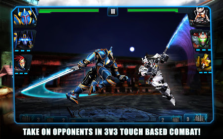 Ultimate Robot Fighting 1.0.79 screenshot 18071