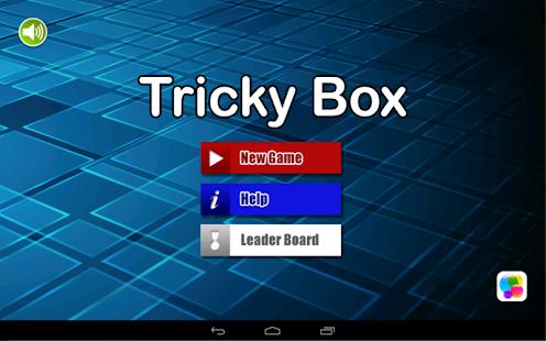 Tricky Box - screenshot thumbnail