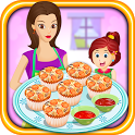 Pizza Cupcakes icon