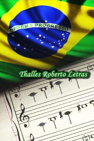 Thalles Roberto Letras