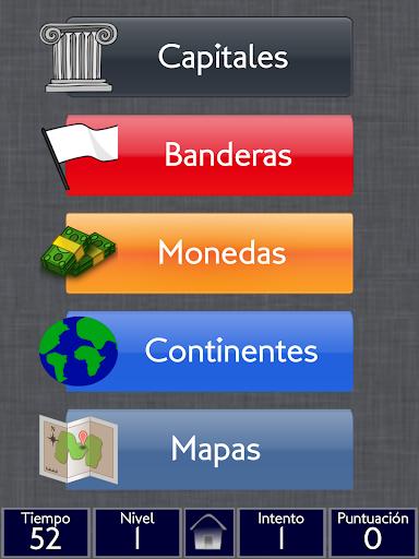 Geografía Memoria español