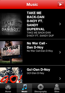 Dan D-noy - screenshot thumbnail