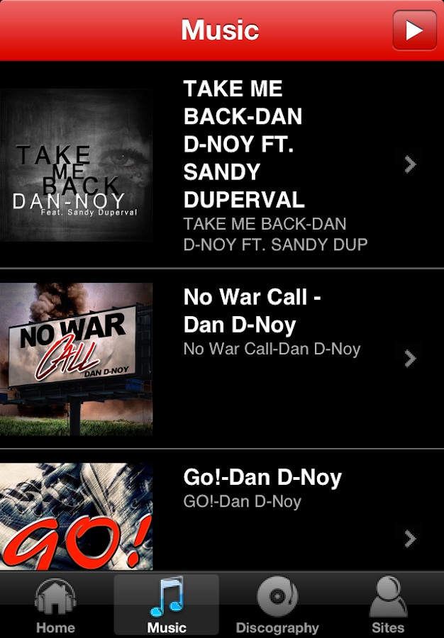 Dan D-noy - screenshot
