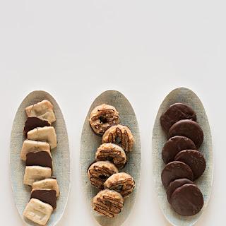 Homemade Caramel Delite Cookies