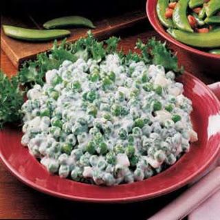 Minted Pea Salad.