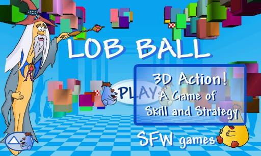 Lob Ball