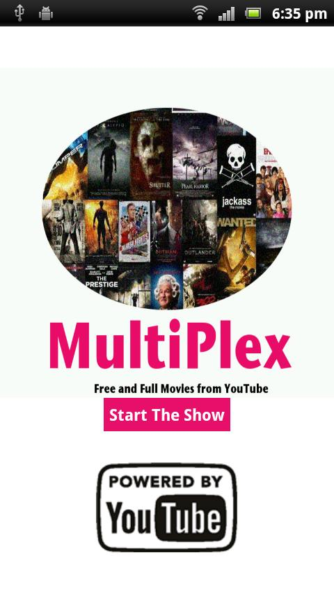 Multiplex - Stream Full Movies - screenshot