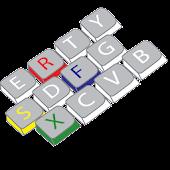 Vietnam Telex Keyboard