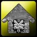 Yellow ADW Theme logo