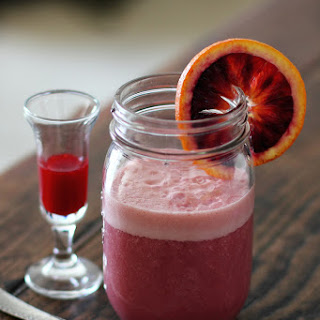 BLOOD ORANGE JULIUS