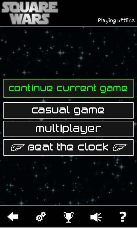 Square Wars- screenshot
