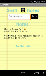 SwiftNotes - Simple Notes screenshot 3