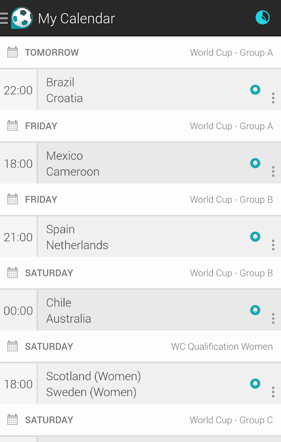 Forza Football - screenshot