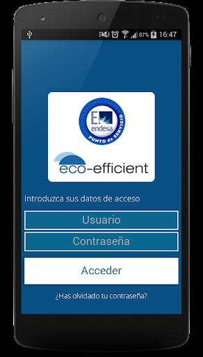 Ecoefficient PDS