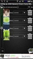 Screenshot of AEGO Changes Photo Frame Widge