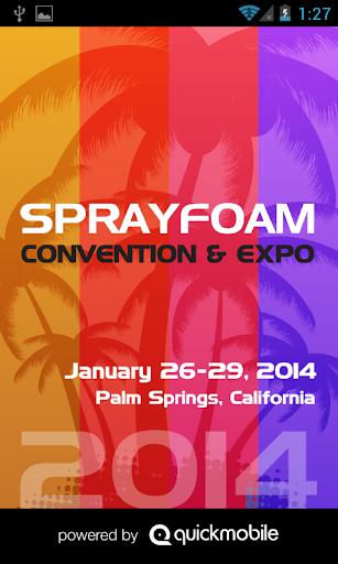 SprayFoam 2014