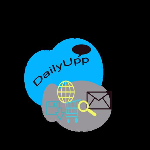 DailyUpp LOGO-APP點子