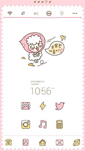 玩個人化App|Yangyi dodol launcher theme免費|APP試玩