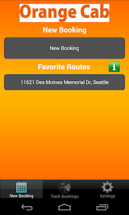 Orange Cab Seattle- screenshot thumbnail