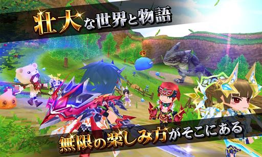 玩角色扮演App|RPGエレメンタルナイツオンライン【ロールプレイング】免費|APP試玩