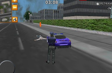 Crime City Real Police Driver APK screenshot thumbnail 4