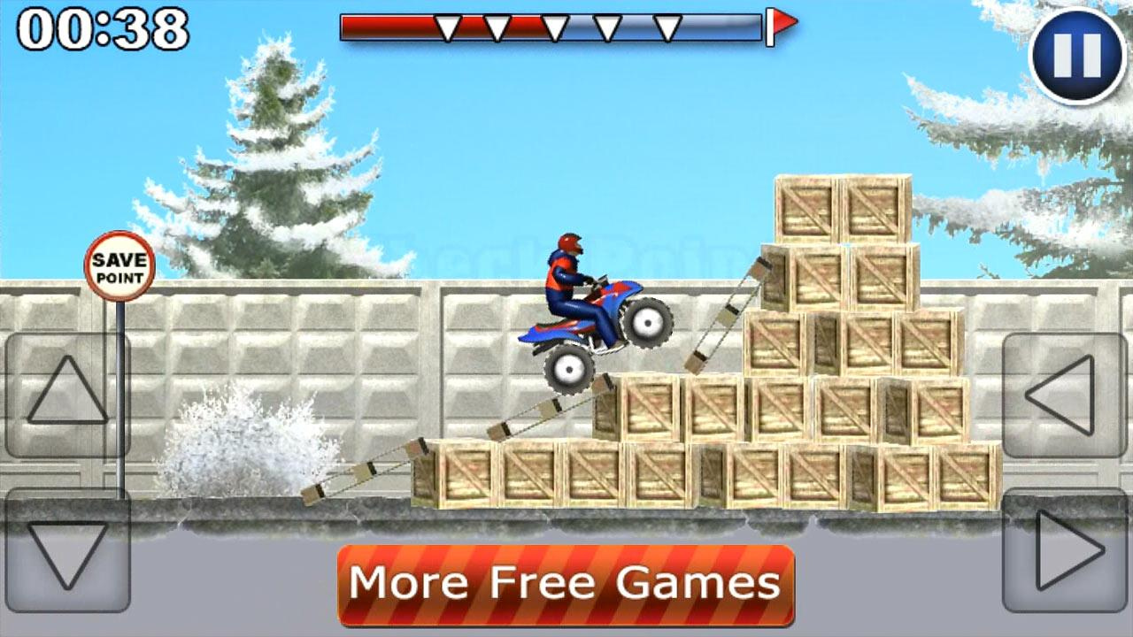 ATV Extreme Winter Free- screenshot