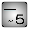Subtraction (1 to 5) logo