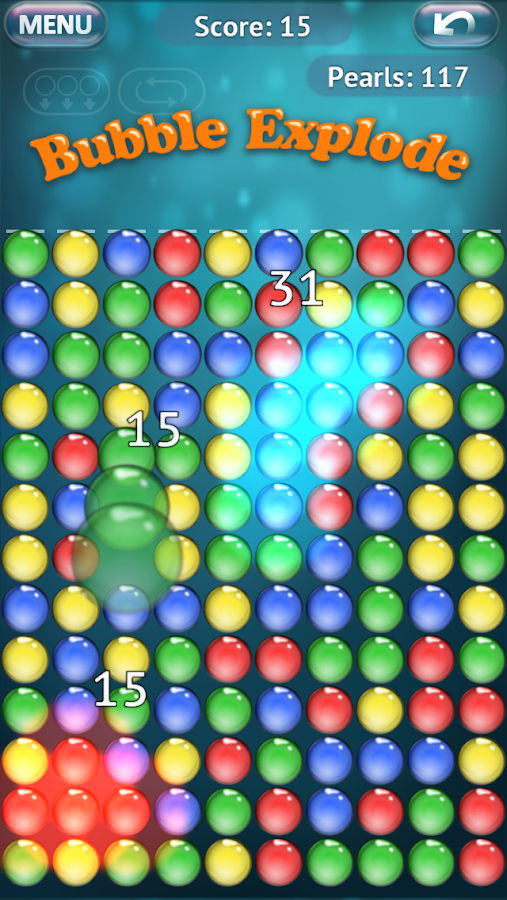 Bubble Explode : Pop and Shoot Bubbles- screenshot