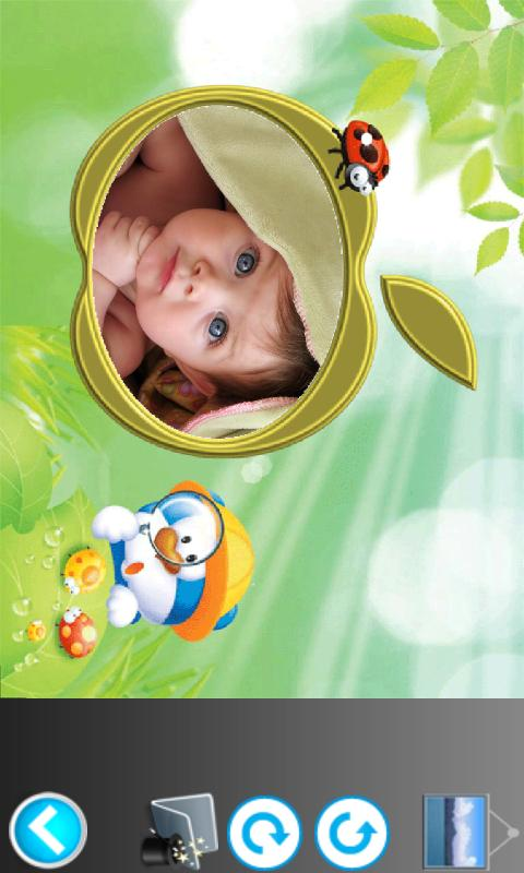 Kid Photo Frames - screenshot