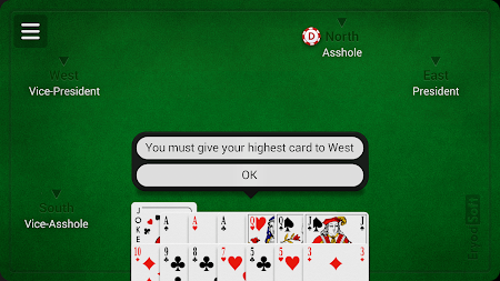 President - Card Game - Free 2.1.1 screenshot 8292