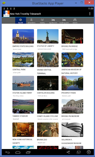 New York Travel by Tristansoft