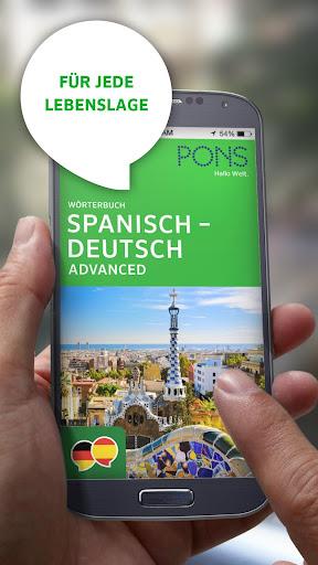 PONS Wörterbuch Spanisch