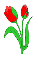 Screenshot of Flower Coloring Pages
