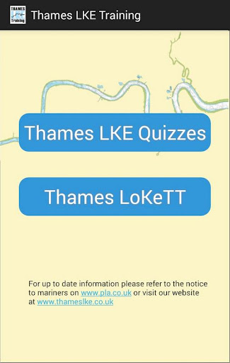 Thames LKE Training