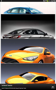 Ford Focus Wallpapers - screenshot thumbnail