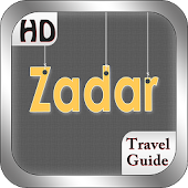 Zadar Offline Map Guide