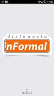 Dicionário inFormal - screenshot thumbnail