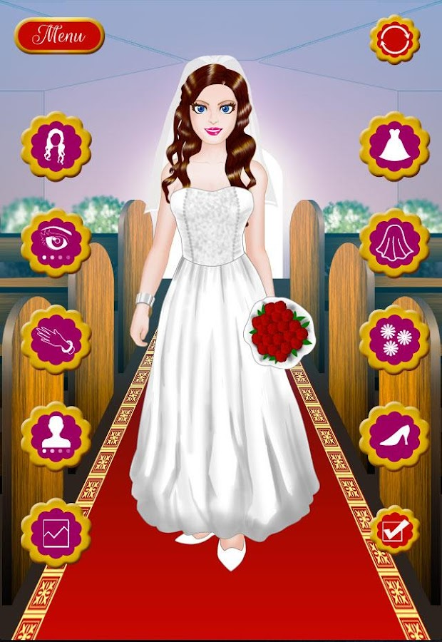 Wedding Dressup - Kids Games - Android Apps on Google Play