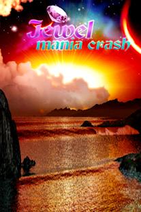 Jewel Gems Mania Crash