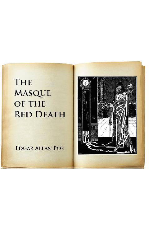 an analysis of how diesis affect a country in the red death by edgar allan poe