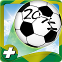 free world Cup Free kick 2014 icon