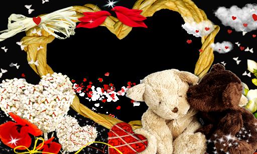 My Valentine Photo Frames