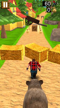 Danger Runner 3D Bear Dash Run 1.5 screenshot 1646800
