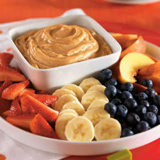 Ben's Best Peanut Butter 'n Yogurt Dip.