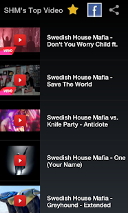 Swedish House Mafia Videos - screenshot thumbnail
