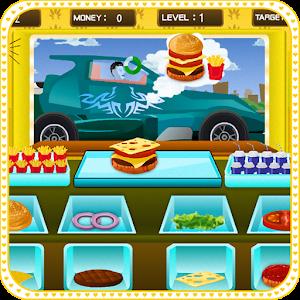 烹飪漢堡司機 休閒 App Store-愛順發玩APP